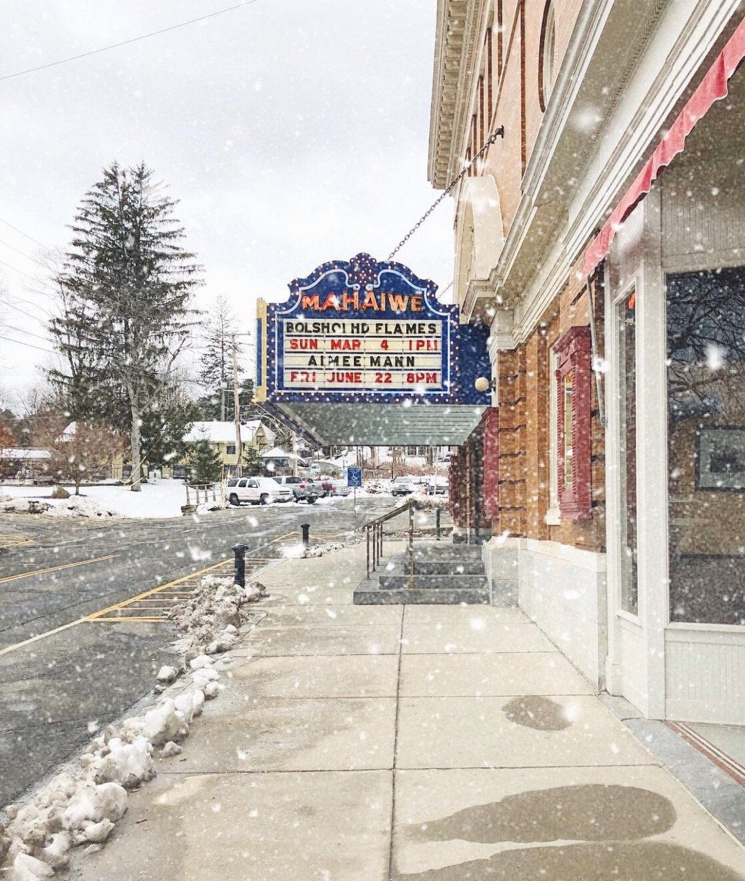 mahaiwe theater great barrington massachusetts berkshires
