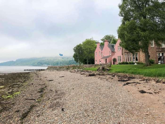 bunchrew house hotel inverness scotland