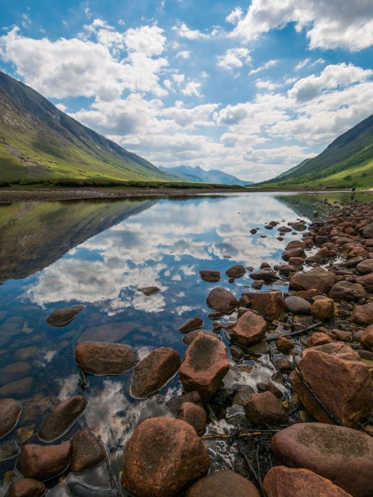 veering off the itinerary in the scottish highlands - glen etive