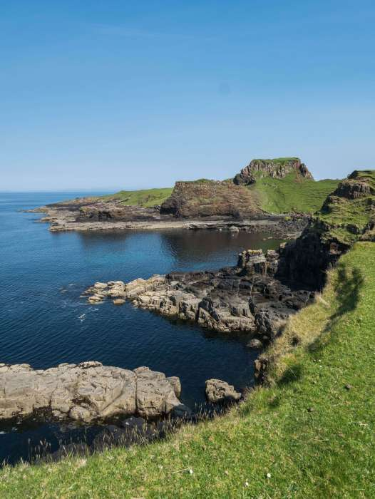 rubha nam brathairean peninsula isle of skye