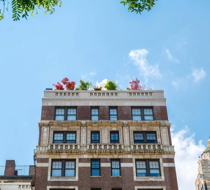 park avenue apartment rooftop garden upper east side nyc