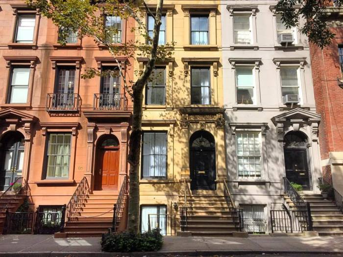 upper east side townhomes