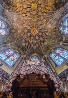 st giles cathedral edinburgh thistle chapel