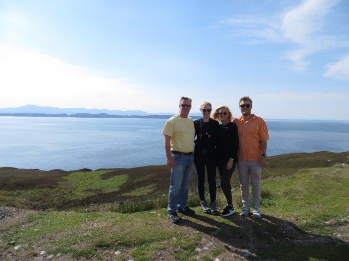 applecross bealach na ba scotland in the scottish highlands
