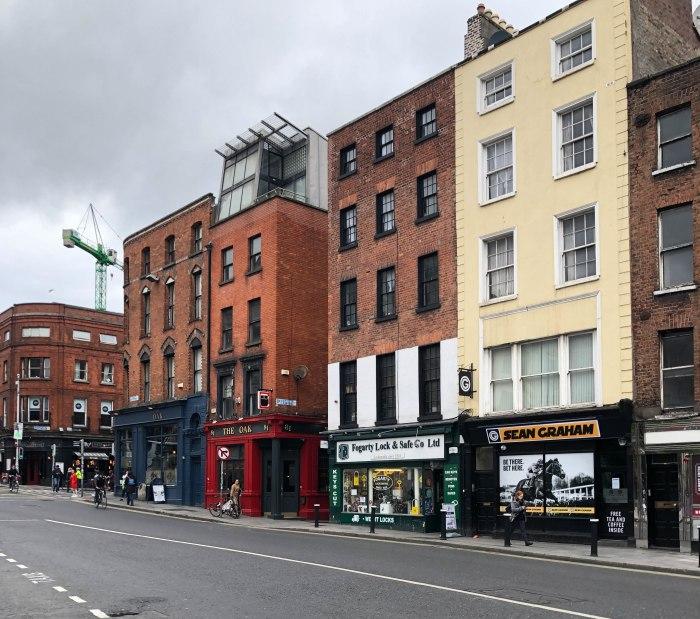 dublin ireland buildings