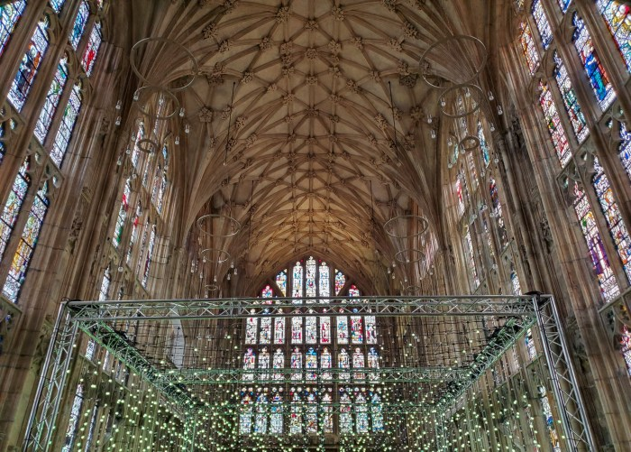 gloucester cathedral lady chapel