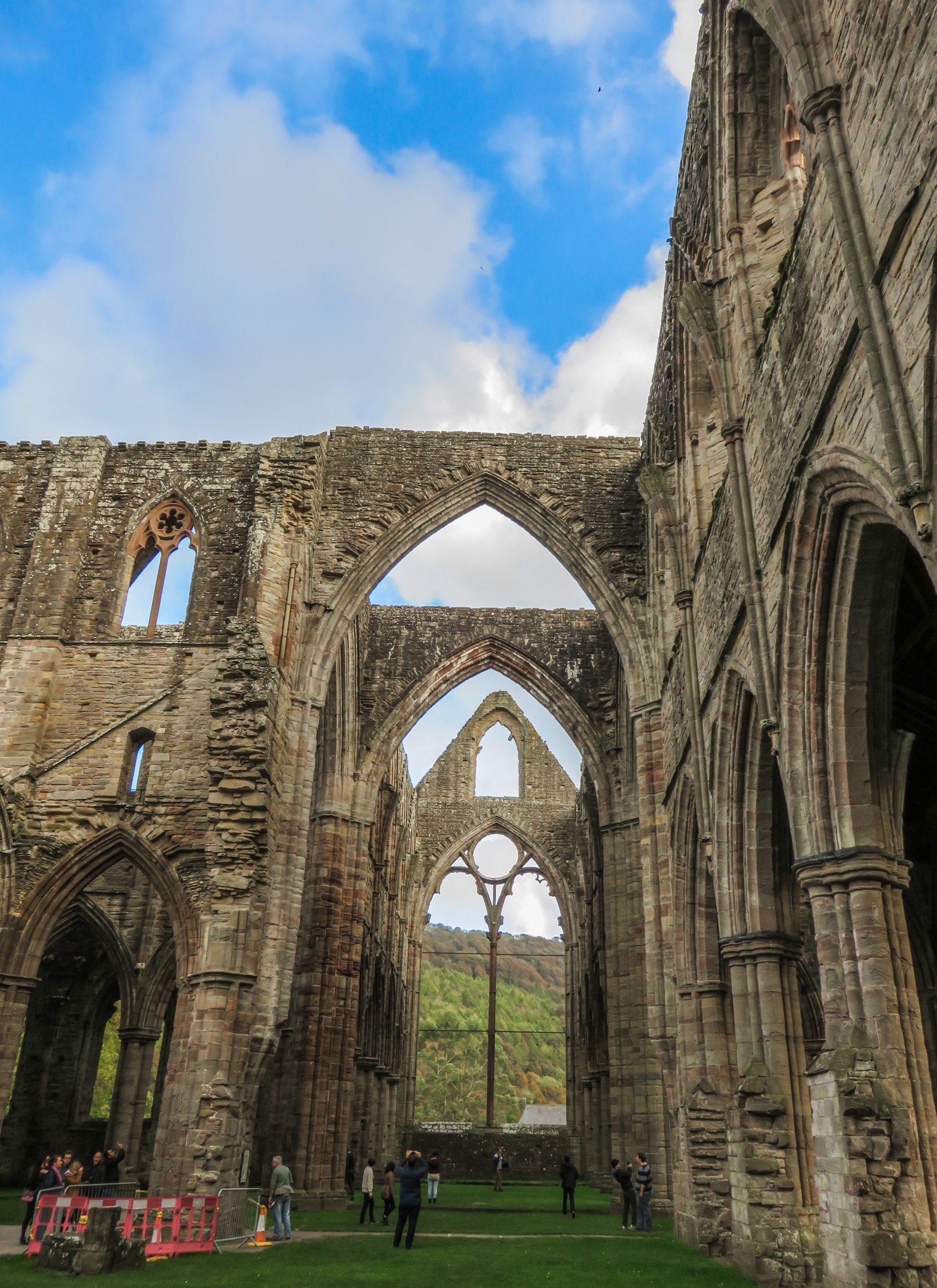 tintern abbey transcept