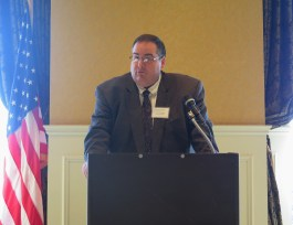 Michael Weinberg, Staten Island Developmental Disabilities Council, Chair