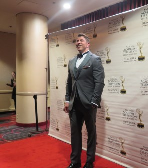 David Diehl, two-time Super Bowl champion with the New York Giants. Photo: Meredith Arout for Life-Wire News Service.