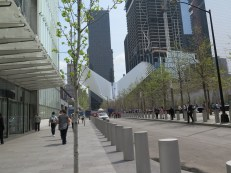 Santiago Calatrava's Oculus, WTC Transportation Center
