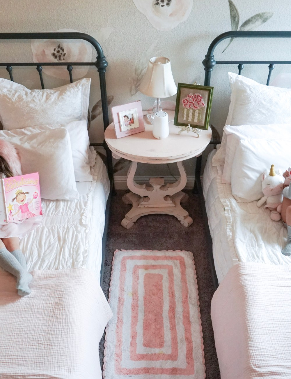A Little Girl Room, for Two