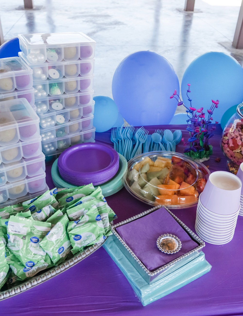 DIY Sensory Kits: Mermaid Edition