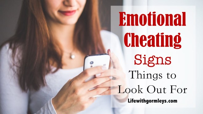 Emotional Cheating Signs: Things to Look Out For - Life with