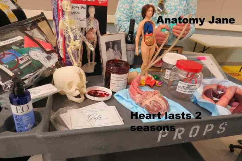 Greys Anatomy Set Visit