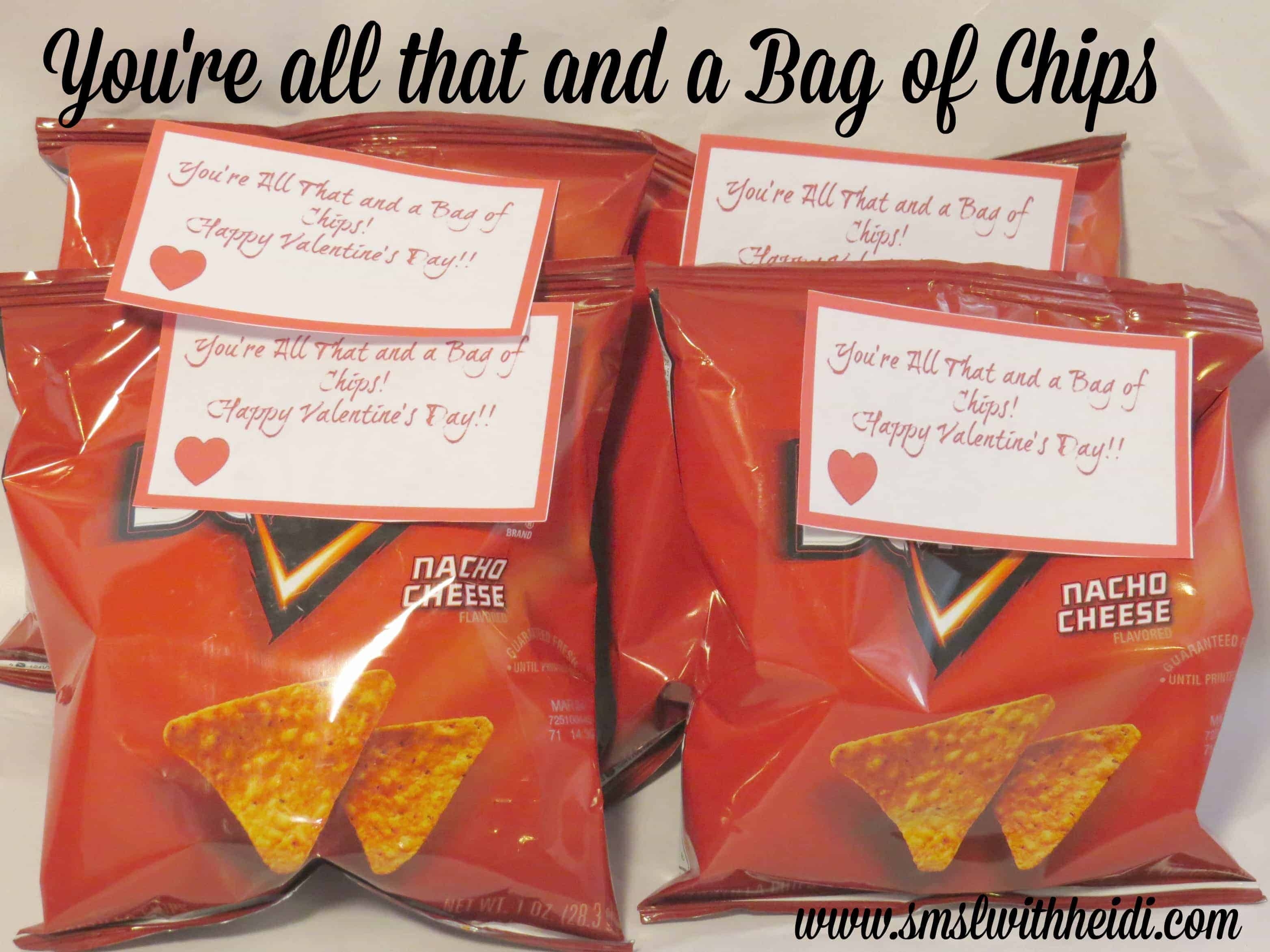 Youre All That And A Bag Of Chips