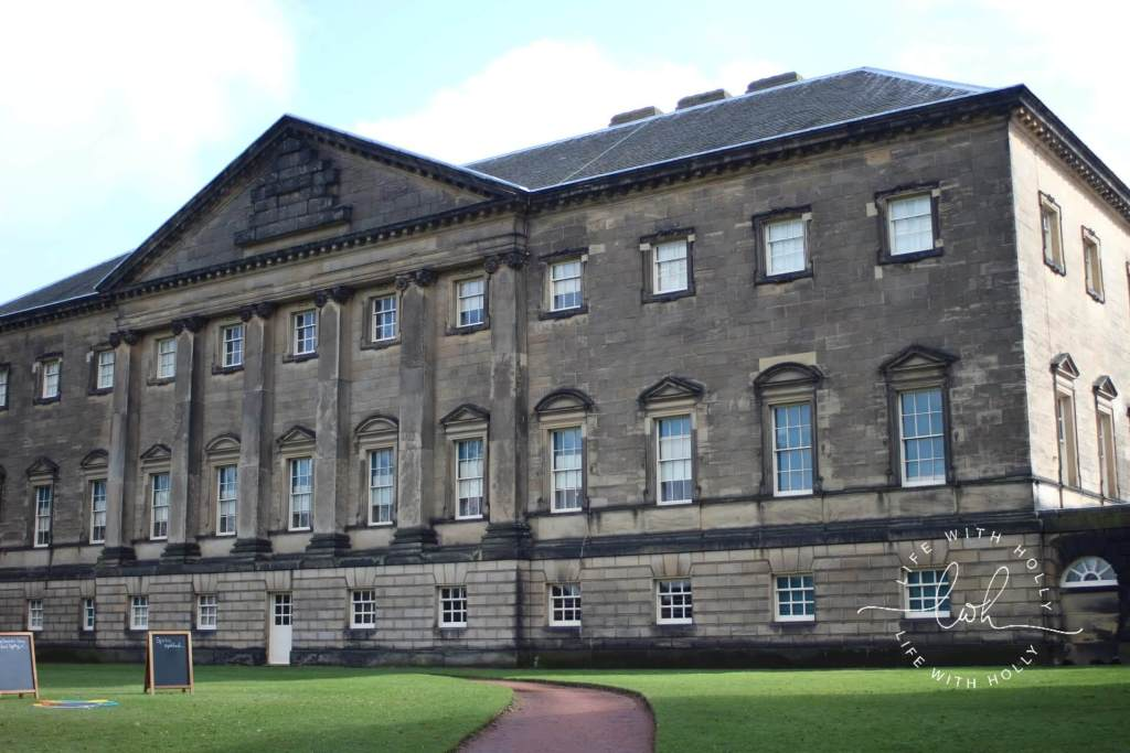 Family Day Trip to Nostell Priory - Life with Holly - Easter Egg Hunt - Easter Activities for Kids