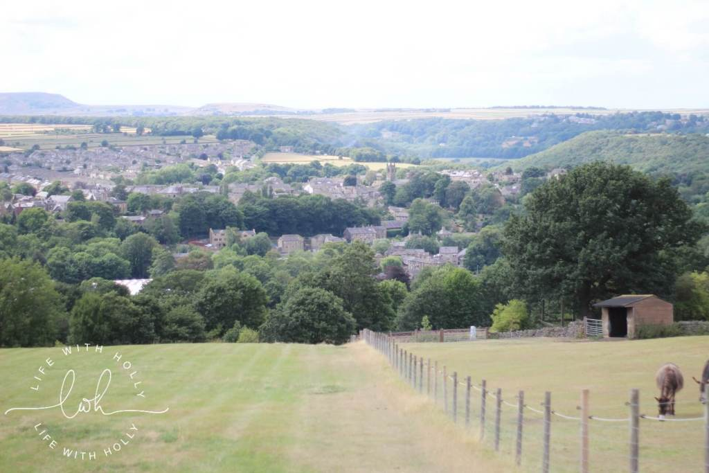 View of Honley, Holmfirth - Summer Walks - Life with Holly