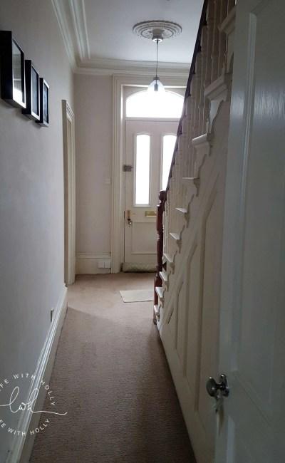 Victorian Hallway Makeover – Sanding Original Floorboards