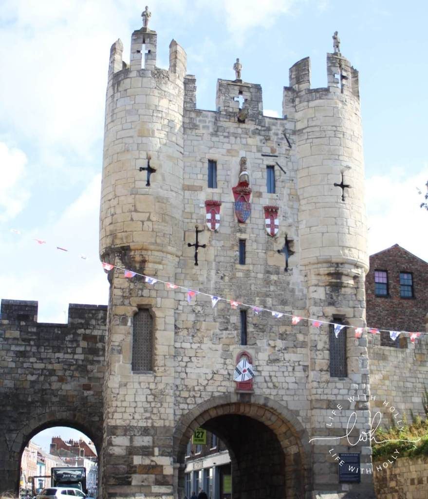 Micklegate - Harry Potter in York - Day Tripping - Life with Holly