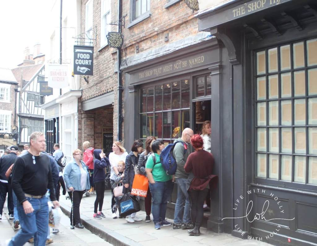 The Shambles - Harry Potter in York - Day Tripping - Life with Holly