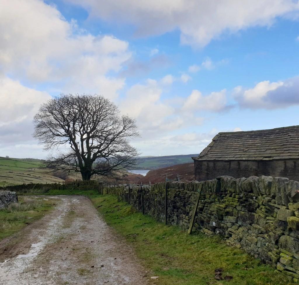 Weekend Wander Round Digley - Old Farm Buildings