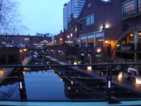 Canal Side Eateries