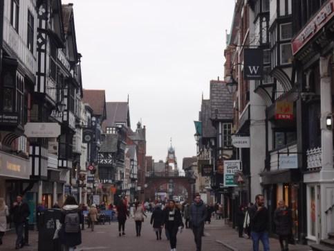1. Tudor Facades
