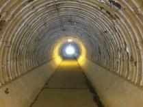 Tunnel under I-395