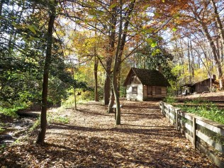 The Walker Log House and Forge