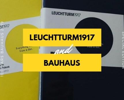 ロイヒトトゥルム 1917 バウハウス100周年記念限定モデルがかっこいい
