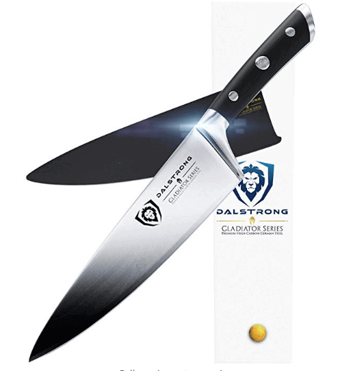 Dalstrong Gladiator Series 8 Inches Best professional Knife