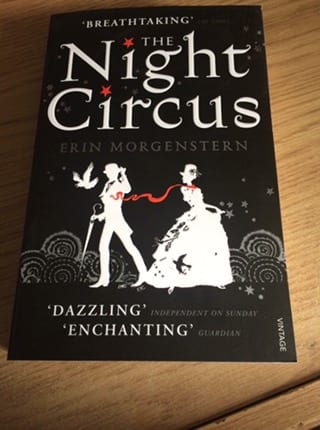 The Night Circus by Erin Morgenstern book
