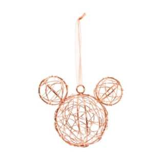 rose gold mickey mouse £8
