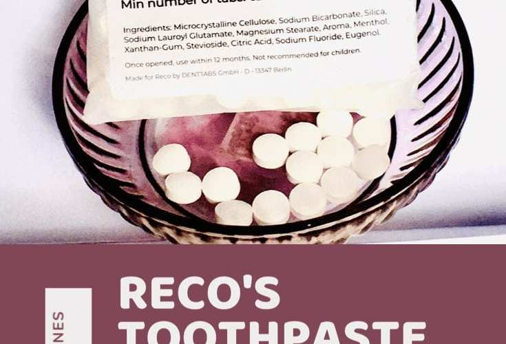 Reco's ToothTabs Feature Photo