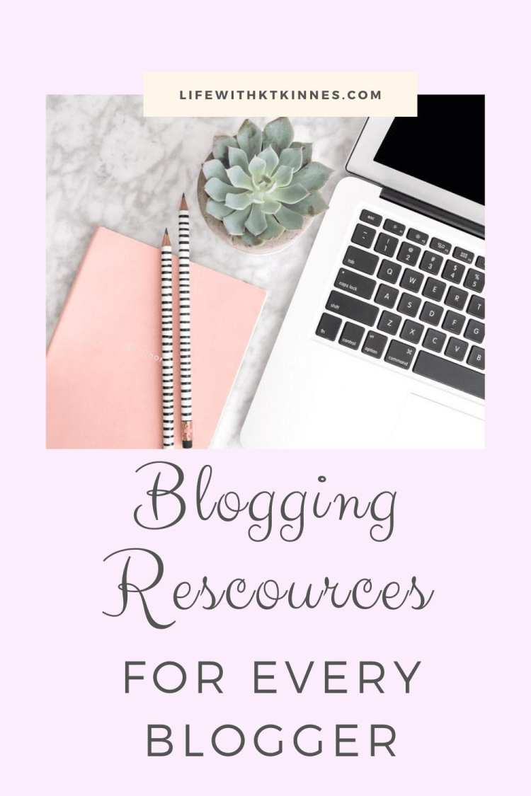 Blogging Resources for Every Blogger Pin
