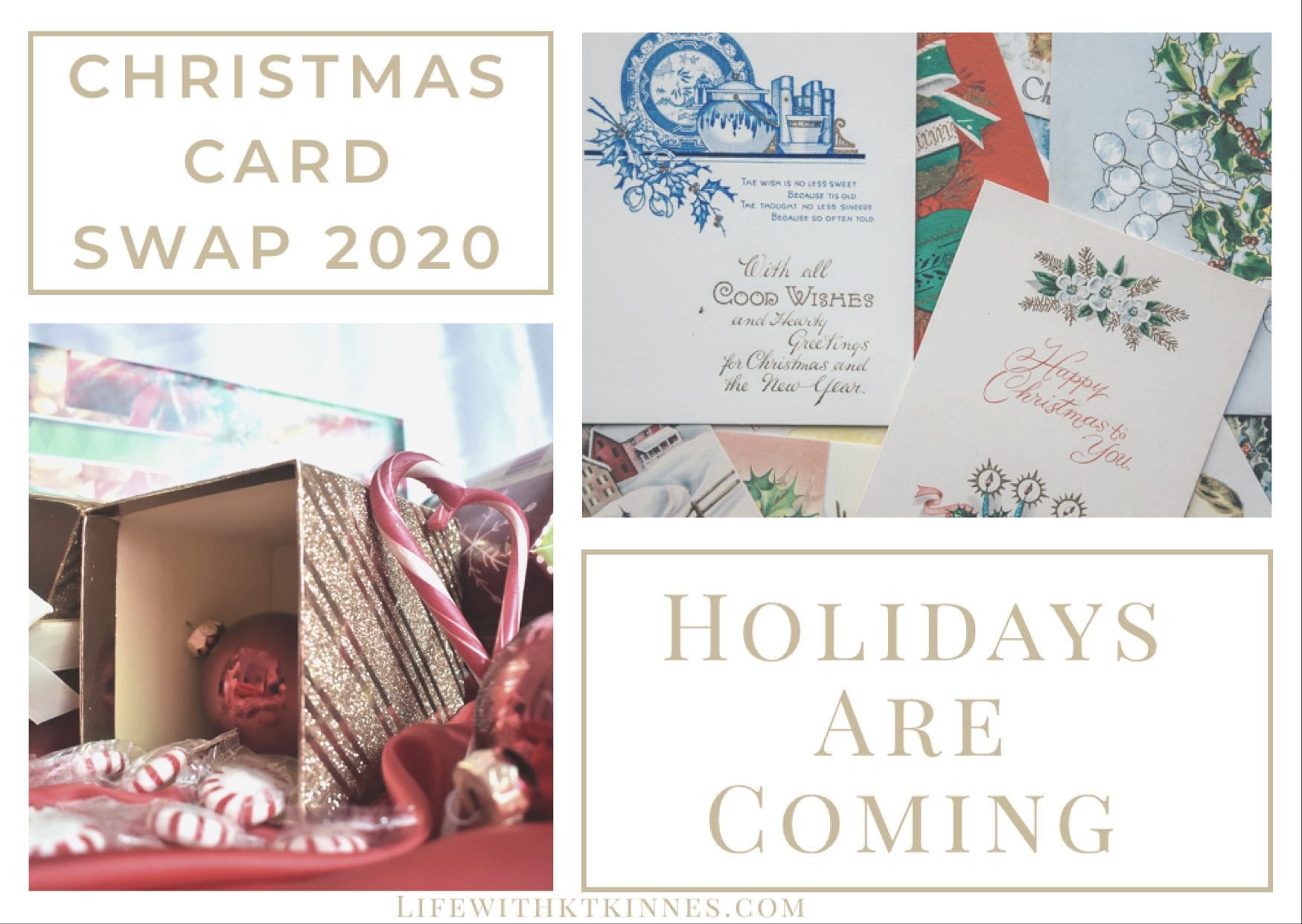 Christmas Card Swap 2020 Feature Photo