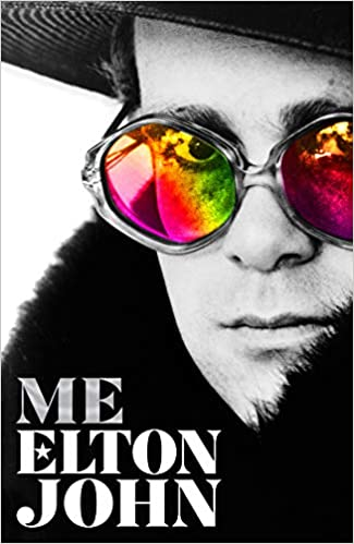 Me by Elton John book cover