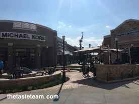 Tanger Outlets in Southaven, right outside of Memphis