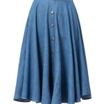 denim skirt life with libby