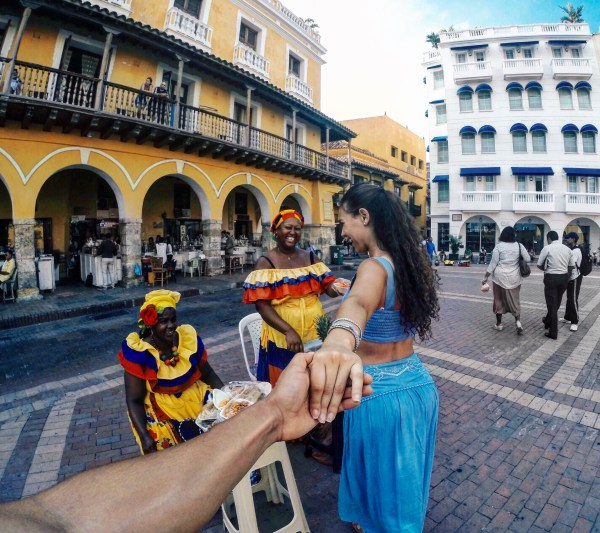 Traveling With Libby Colombia Cartagena