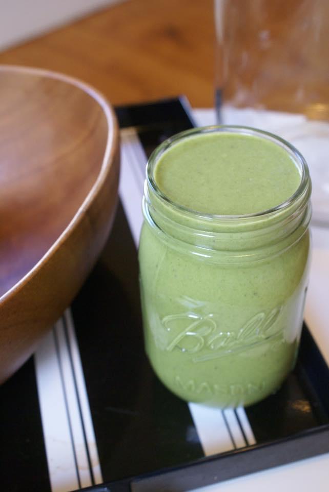 tahini-greens-smoothie