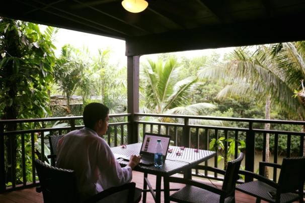 Paradise Bay Resort, Hawaii