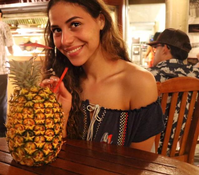 Hawaii, Libby Vilner