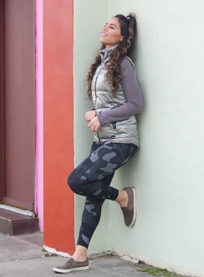 Athleta Earth Day Eco Chic Outfit