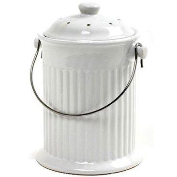 less trash compost
