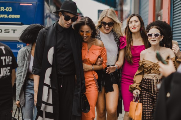 NYFW 2018 STREET STYLE