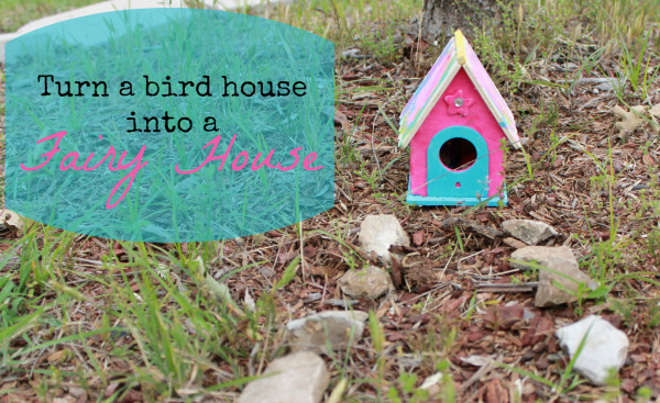 Birdhouse to Fairy House - HMLP #35 Feature