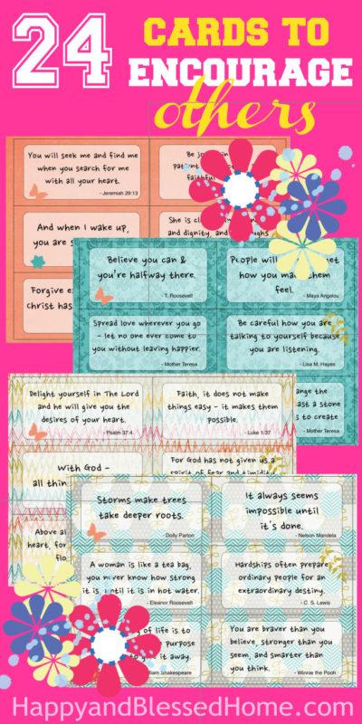 24 Ways to Encourage Teachers: Teacher Appreciation Gift Ideas - Happy & Blessed Home - HMLP 84 - Feature
