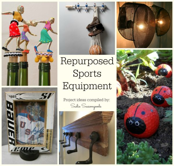 Repurposed Sports Equipment Ideas - Sadie Seasongoods -hmlp-107-feature