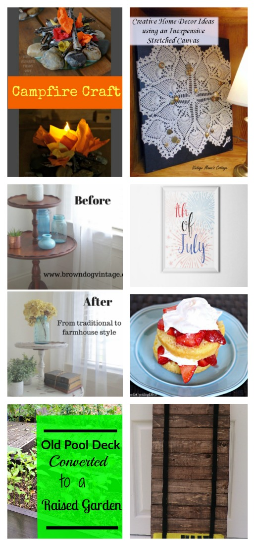 Come join the fun and link your blog posts at the Home Matters Linky Party 142. Find inspiration recipes, decor, crafts, organize -- Door Opens Friday EST.